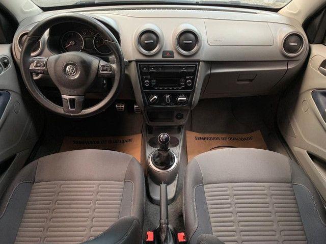 Volkswagen- Gol Highline 1.6 8v Flex (Impecável, Imposto 2021 pago) - Foto 14