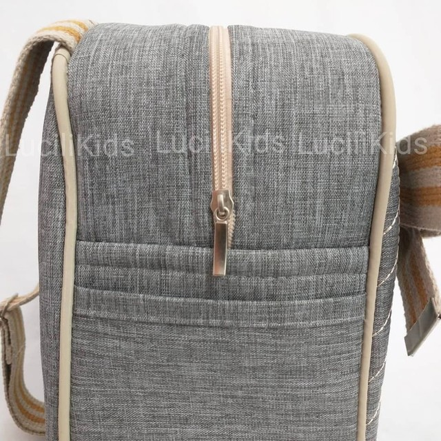 Kit Bolsas Maternidade luxo - Foto 4