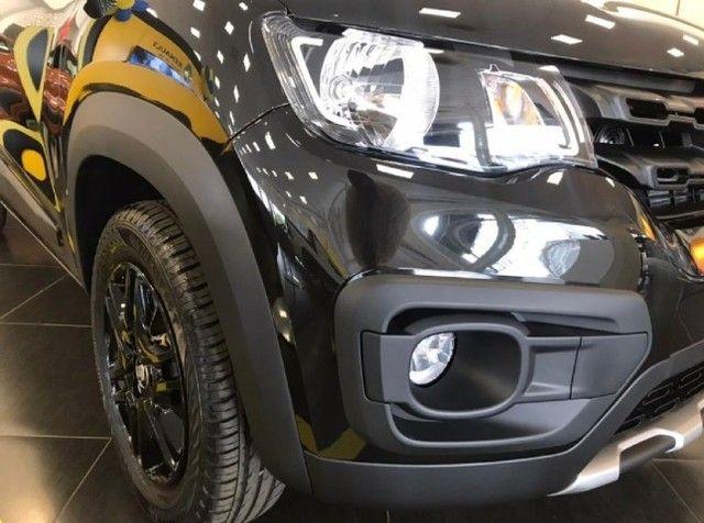 Renault kwid 21/22- Outsider- R$ 56.990,00 - 0 Km!!! Emplacado!!! - Foto 13