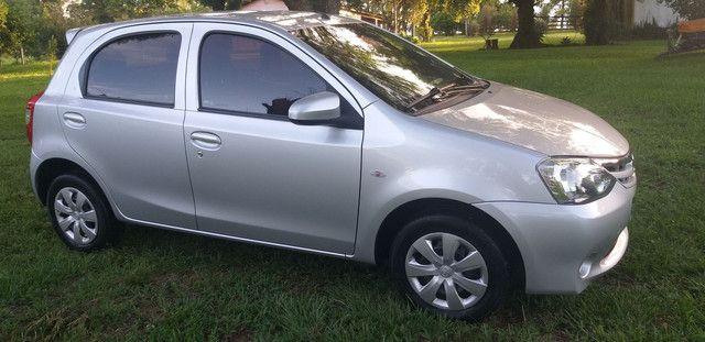 Toyota Etios super novo