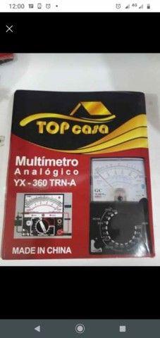 Multimetro analógico todos novos a pronta entrega  - Foto 2