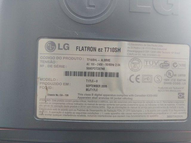 Monitor crt marca LG