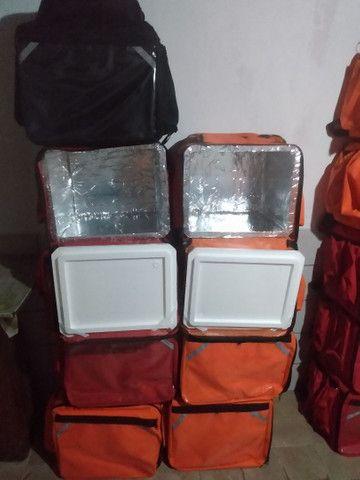Bolsa bag 45L entregas  - Foto 2