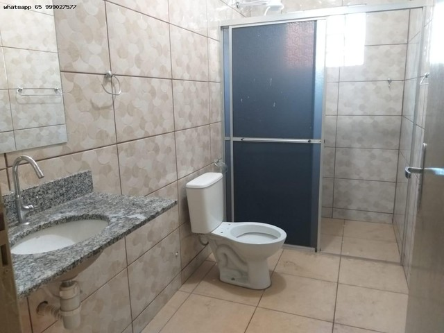 Apartamento para Locação em Várzea Grande, Nova Várzea Grande, 3 dormitórios, 1 banheiro - Foto 5