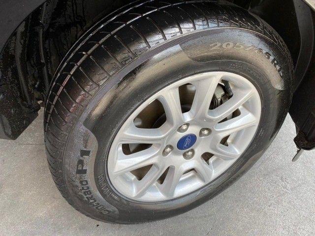 Ford EcoSport  se 1.,5 preta flex 2018 com multimidia - Foto 12