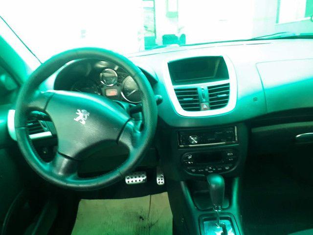 Peugeot 207 XS 1.6 Automático  - Foto 7