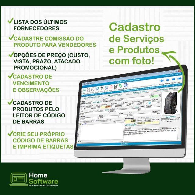 Sistema PDV, Controle Entradas, Estoque, Caixa, etiquetas - Araçatuba   - Foto 2