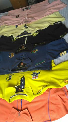 Camisas Polo collection