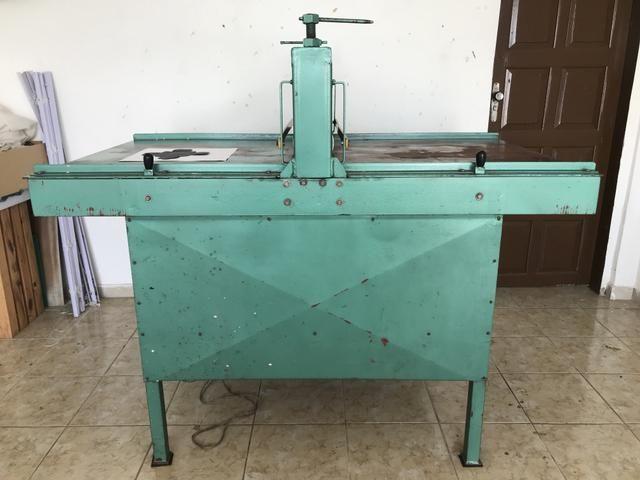 Máquina Corte e Vinco