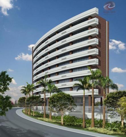 Sala à venda, 50 m² por R$ 283.000,00 - Jardim Aquarius - São José dos Campos/SP - Foto 3