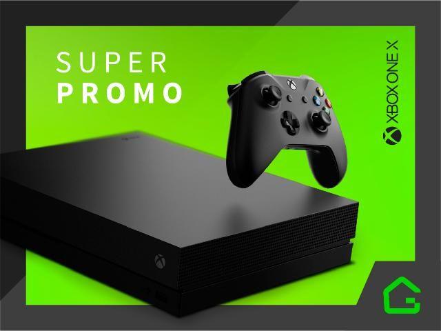 Lançamento Xbox One X 1Tb 4K Entrega Porto Alegre - Grande POA e Região