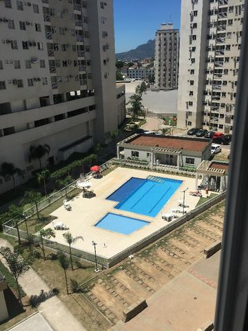 2 quartos Americas Condominio Club - Del Castilho