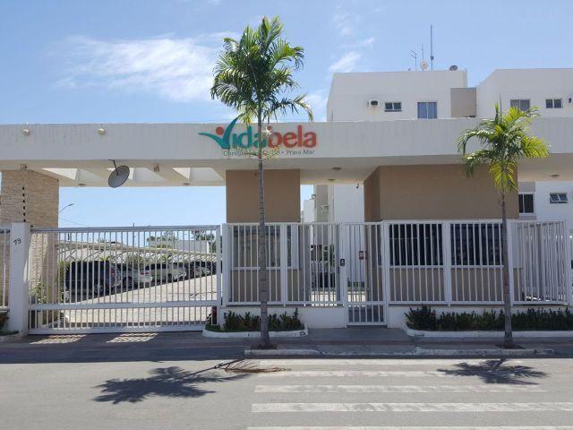 Apartamento no condomínio Vida Bela Praia Mar, c/ 2 quartos, Barra dos coqueiros