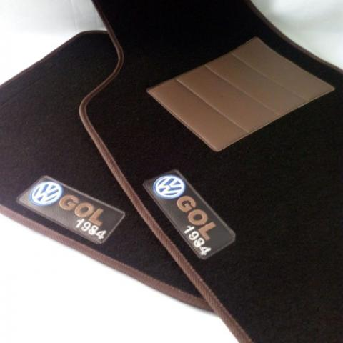 Tapetes automotivos Personalizados Gol g1,g2,g3,g4,g5