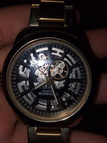ff068f91c8c Relógio automático original a venda - Bijouterias