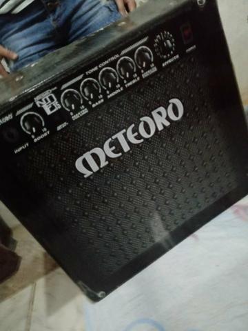 Cubo Meteoro Amplifiers Nitrous Drive