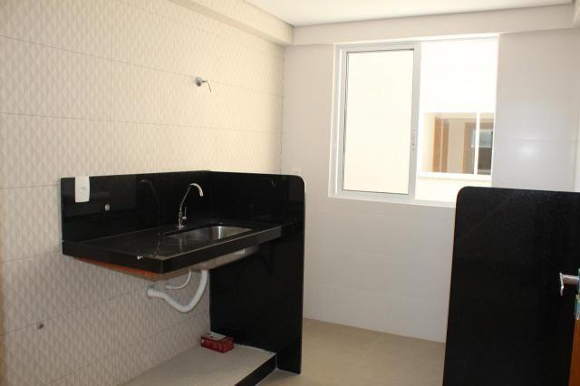 02 quartos apartamento novo - Foto 5