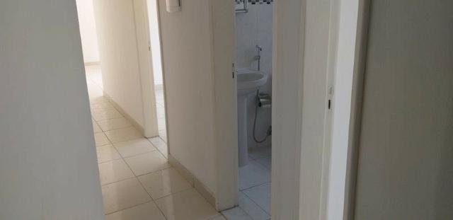 Engenho de Dentro - Rua Ana Leonídia - Apartamento Tipo Casa - 2 Quartos Térreo - Foto 12
