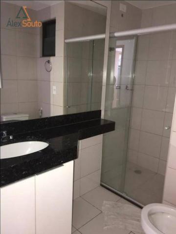 Apartamento com 3 dormitórios à venda, 126 m² por r$ 680.000 - jatiúca - maceió/al - Foto 10