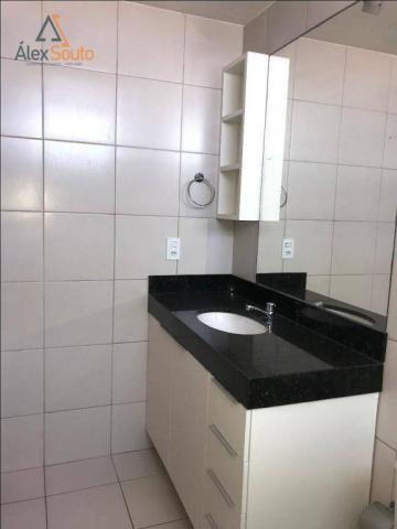 Apartamento com 3 dormitórios à venda, 126 m² por r$ 680.000 - jatiúca - maceió/al - Foto 6