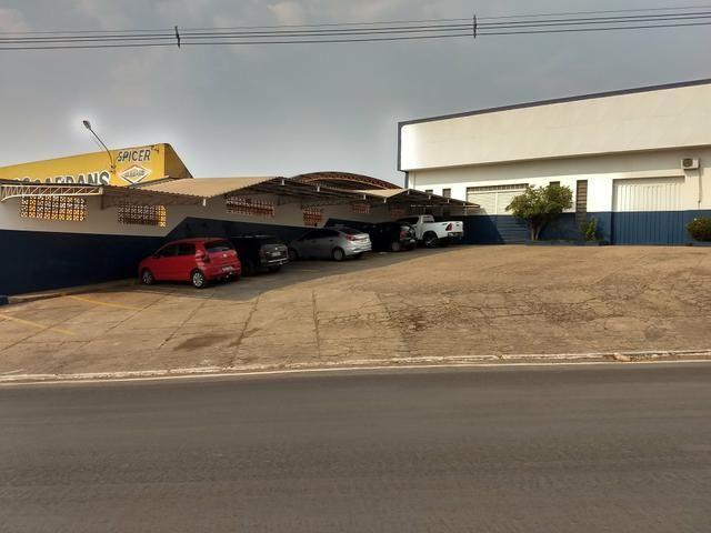 Galpao Comercial,Av.Ulisses Pompeo de Campos esquina com Rua Bom Jesus, Varzea Grande Mt