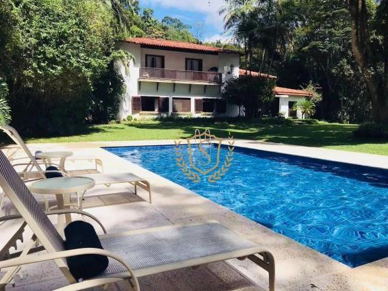 Sítio à venda, 220000 m² por r$ 2.100.000,00 - cascata do imbuí - teresópolis/rj