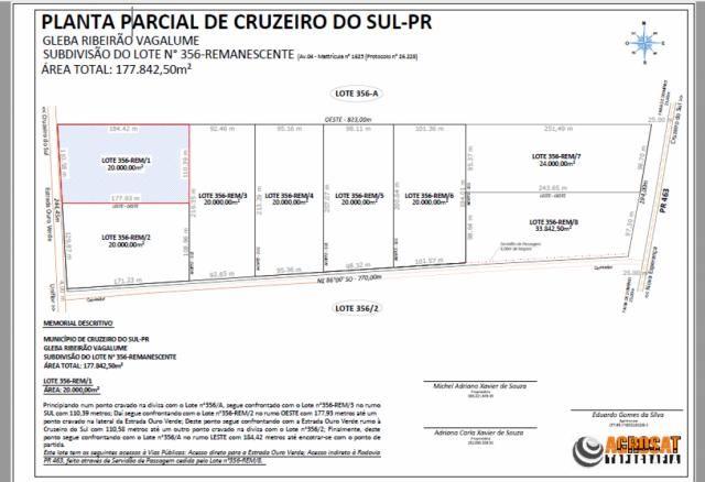 8062 | Chácara à venda em ÁREA RURAL, CRUZEIRO DO SUL - Foto 2