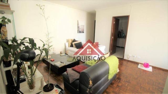Apartamento com 3 dormitórios à venda, 87 m² por R$ 369.990,00 - Bigorrilho - Curitiba/PR - Foto 13