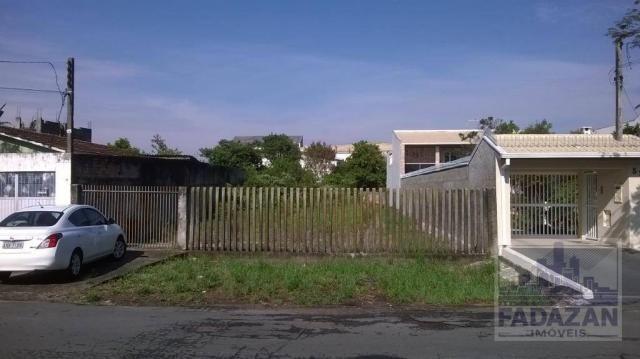 Terreno à venda, 516 m² por R$ 590.000,00 - Boqueirão - Curitiba/PR - Foto 2