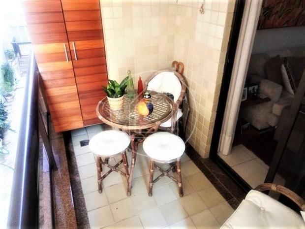 Apartamento à venda com 2 dormitórios em Leblon, Rio de janeiro cod:862652 - Foto 8
