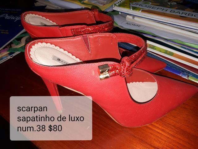 Sapato novo/pouco usado - Foto 3