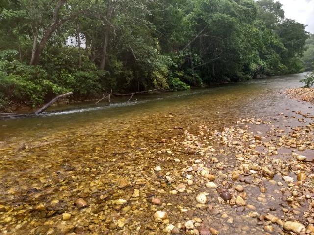 Chácara p/ lazer com piscina, passa o Rio Coxipo do Ouro, a 3km do asfalto - Foto 10