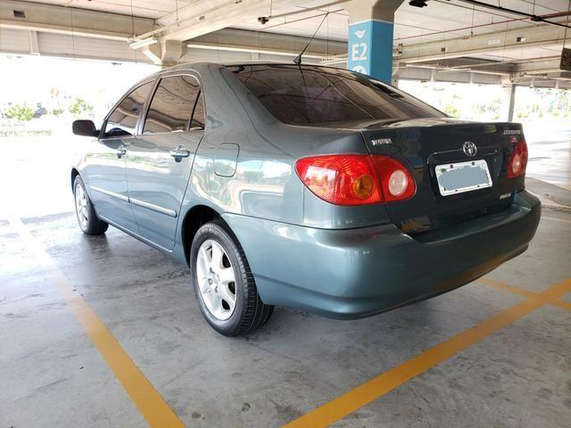Corolla XEI automático ano 2003 completo - Foto 4