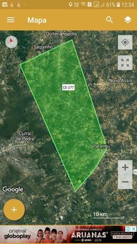 Fazenda 1.100 hectares
