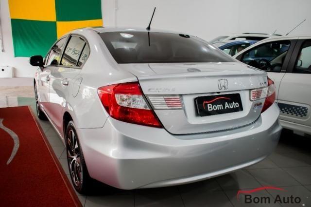 Honda Civic 2.0 LXR Automático 2015 - Foto 6
