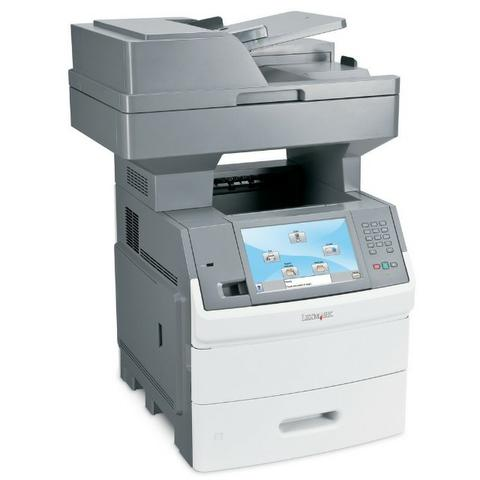 Impressora Lexmark X656DN