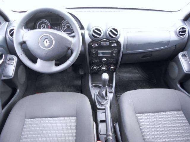 Renault Sandero Expression 1.0 Flex - Foto 8