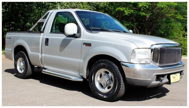 Ford F-250 XLT 4.2 TURBO CS 2P - Foto 3