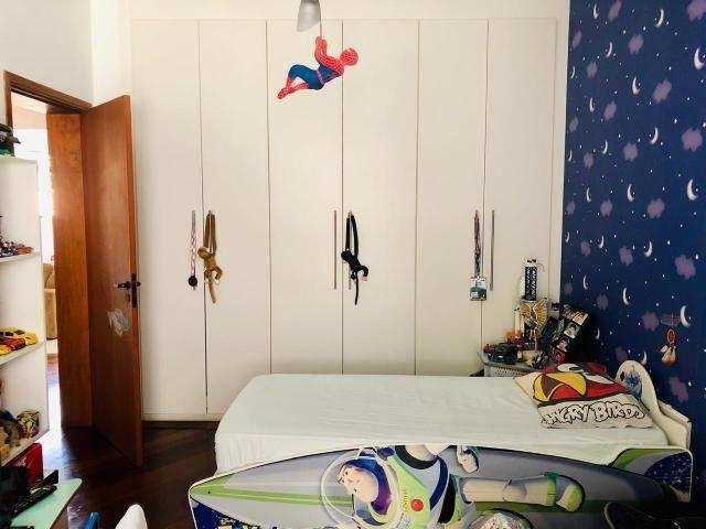 Apartamento 310m² - com 4 dormitórios para locação, 310 m² - Bairro Jardim - Santo André - Foto 6