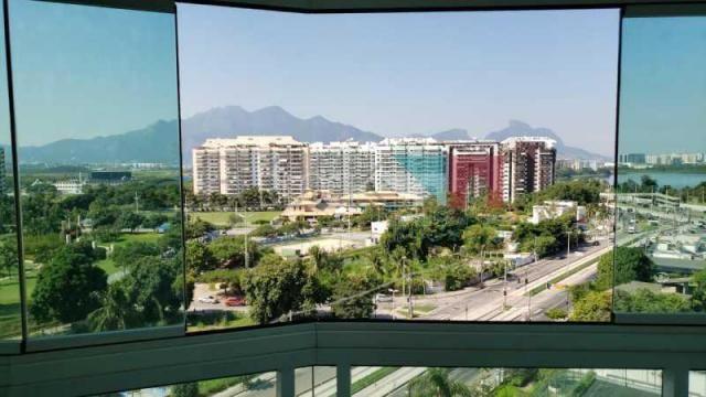 Apartamento à venda com 2 dormitórios em Barra da tijuca, Rio de janeiro cod:RCAP20716 - Foto 8