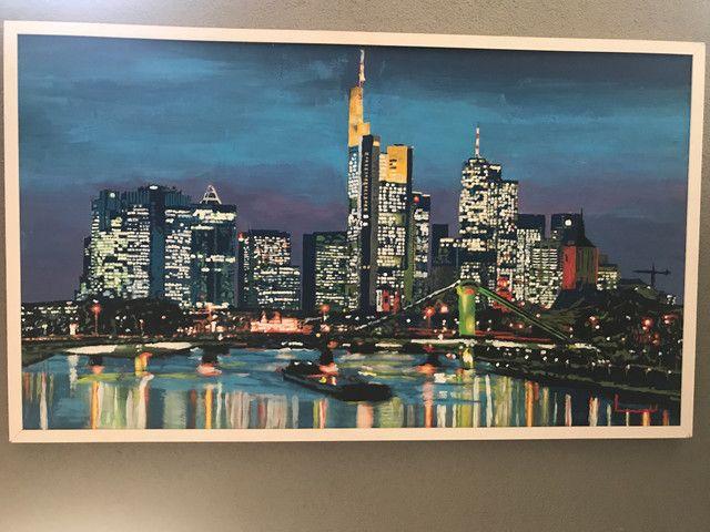 Tela pintada a oleo - Foto 2