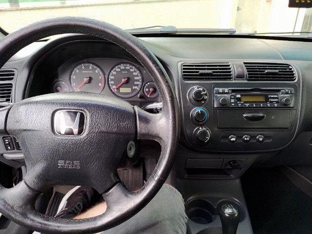 Vendo Honda Civic LXL Gnv Manual 2005 - Foto 12