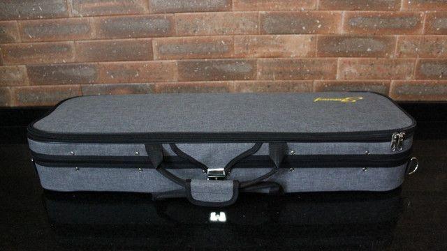 Estojo Case Térmico para Violino Super Luxo Excelente - Foto 3