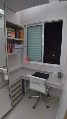 Apartamento decorado bairro finotti guinza imoveis de luxo - Foto 7
