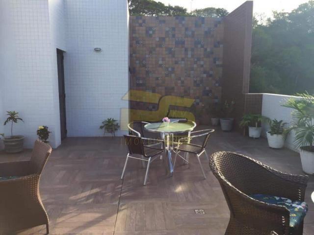 Apartamento à venda com 4 dormitórios em Cabo branco, João pessoa cod:PSP42 - Foto 11