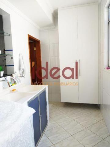 Apartamento à venda, 3 quartos, 1 vaga, Lourdes - Viçosa/MG - Foto 7