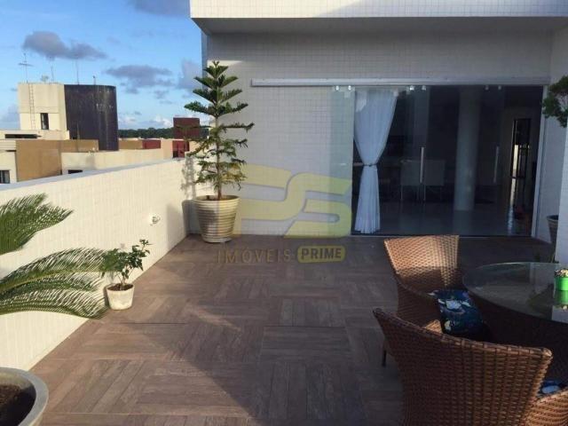 Apartamento à venda com 4 dormitórios em Cabo branco, João pessoa cod:PSP42 - Foto 12