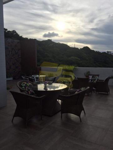 Apartamento à venda com 4 dormitórios em Cabo branco, João pessoa cod:PSP42 - Foto 10
