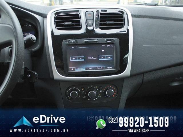 Renault Sandero Expression Flex 1.6 16V 5p - Carro Muito Novo - Lindo - Faço Troca - 2019 - Foto 15