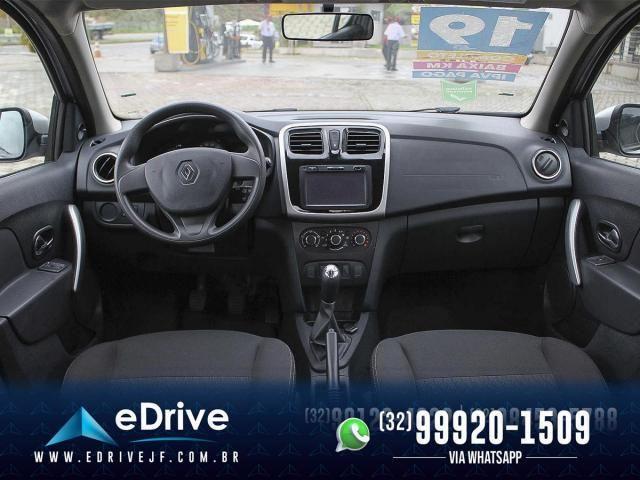 Renault Sandero Expression Flex 1.6 16V 5p - Carro Muito Novo - Lindo - Faço Troca - 2019 - Foto 11